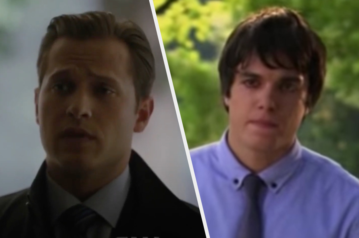Charles from Riverdale and Scott from Gossip Girl