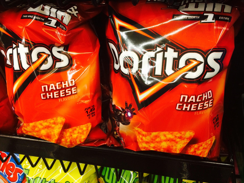 An image of Doritos