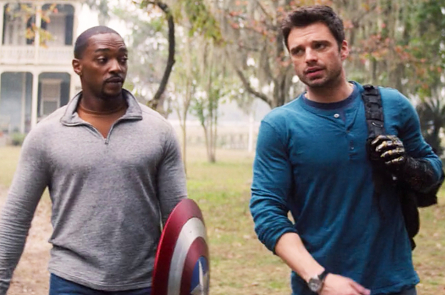 """21 """"The Falcon And The Winter Soldier"""" Details From Episode 5 That You Might've Missed The First Time"""