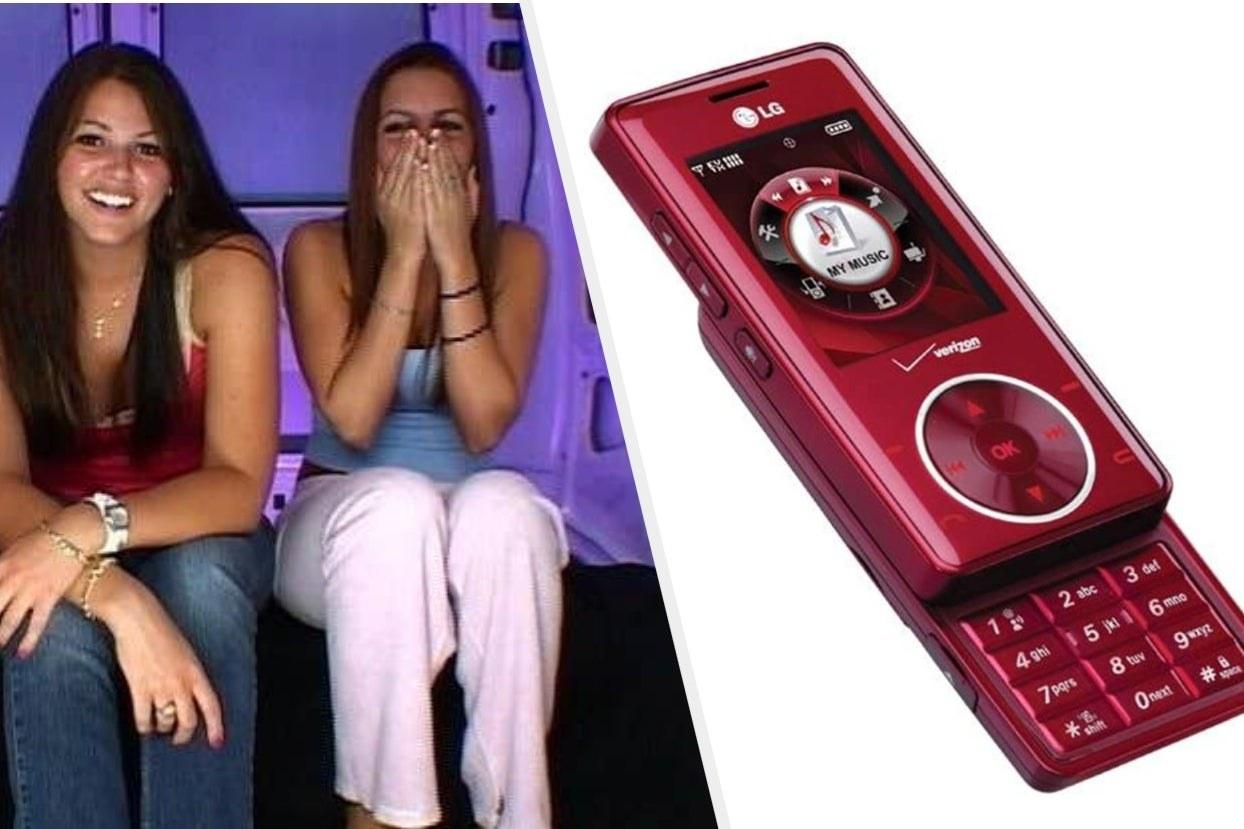 Room Raiders on MTV and Cherry Chocolate phone