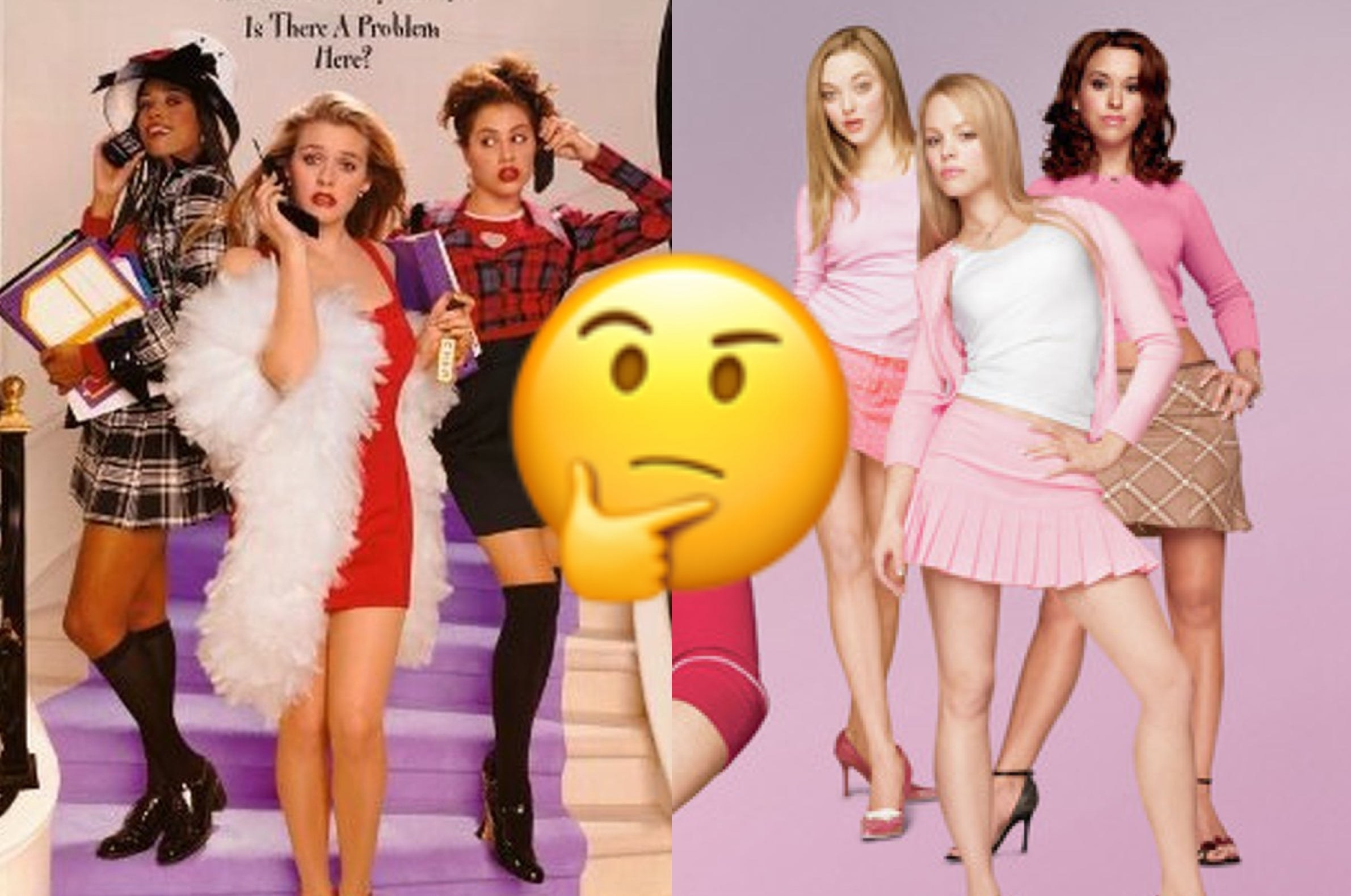 """Clueless"" and ""Mean Girls"""