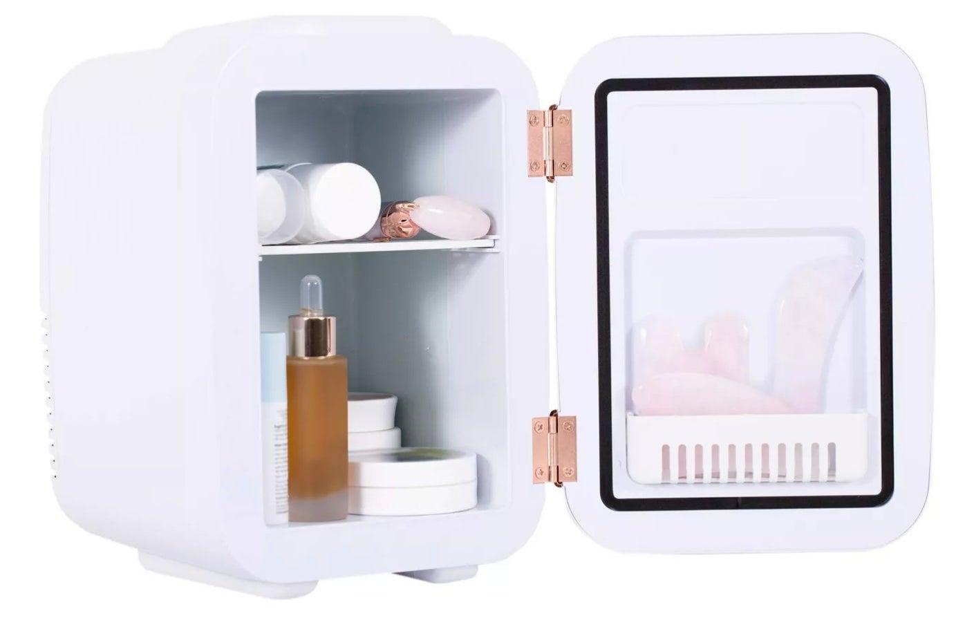 The beauty fridge