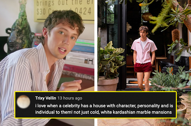A Breakdown Of Troye Sivans Melbourne House And Why The Internet Is Obsessed With It