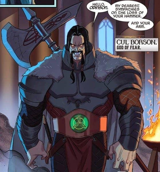 Cul, God of Fear