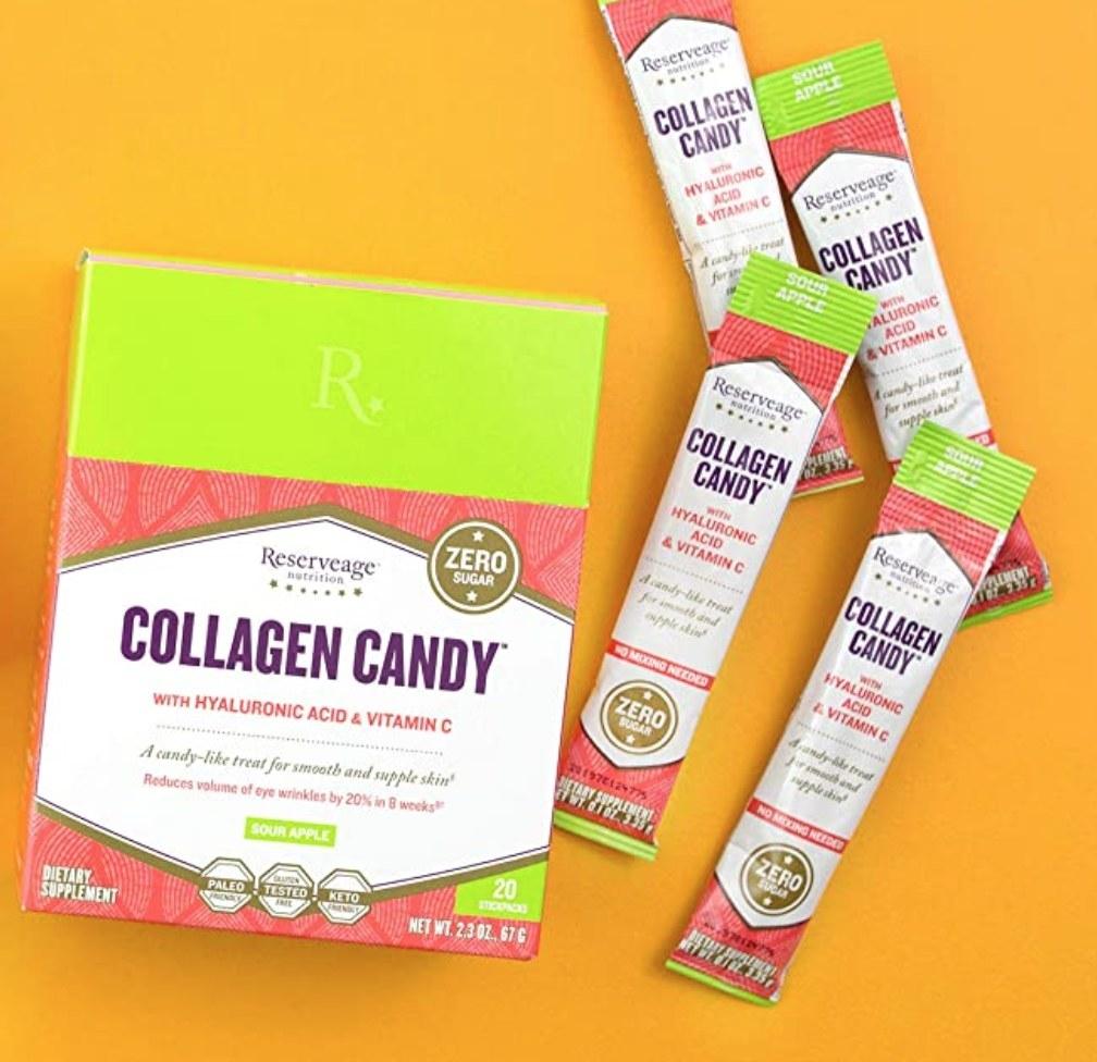 Collagen Candy