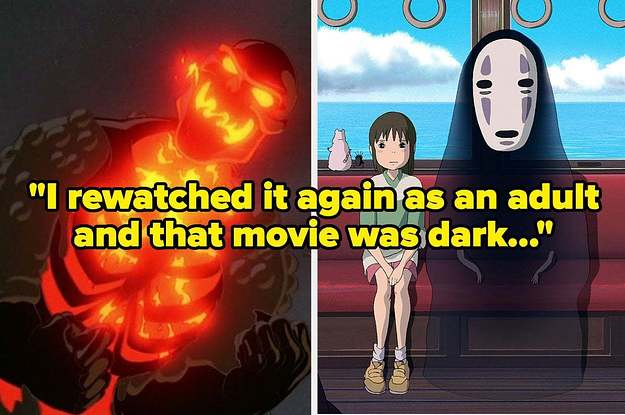 People Are Sharing The Animated Films That Traumatized Them As Children, And Now I'm A Traumatized Adult