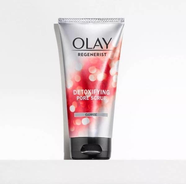 Olay Regenerist against white background