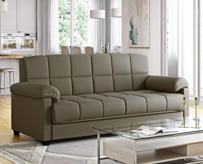 The microfiber futon