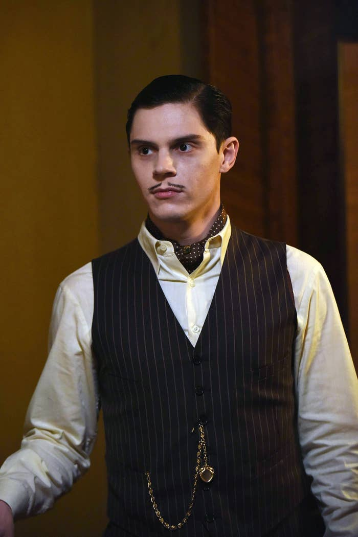 Favorite Hunks & Other Things: Just Because: AHS