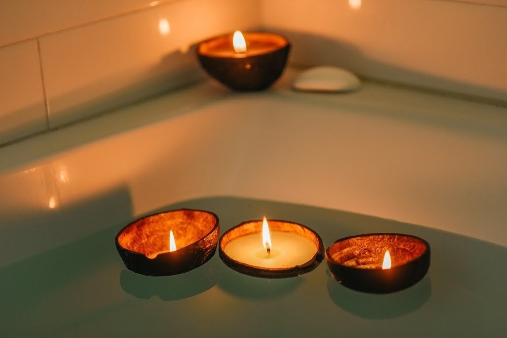 Candles.