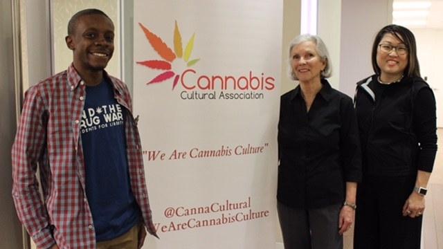 Cannabis Cultural Associations members