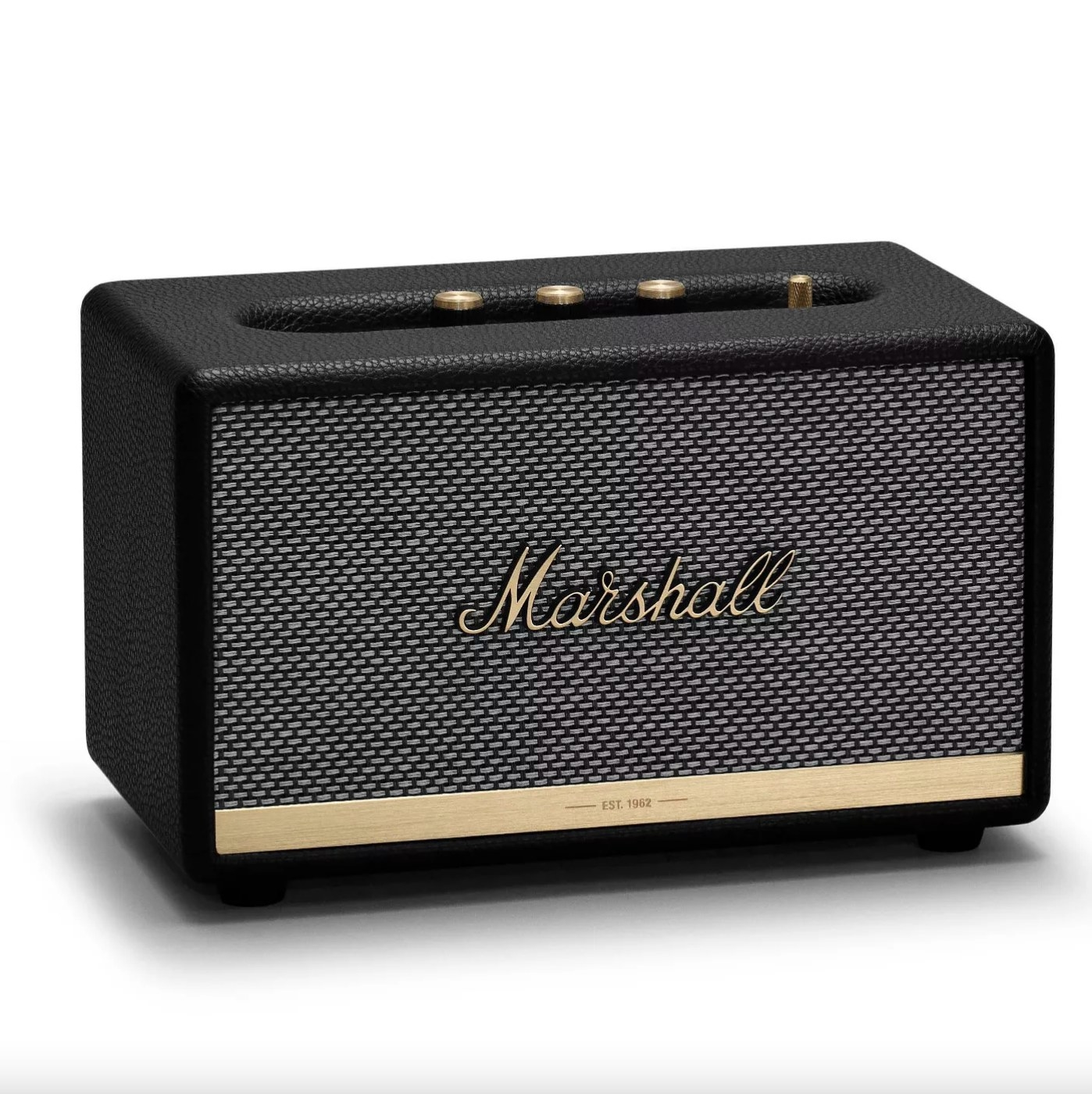 The Marshall acton II bluetooth speaker