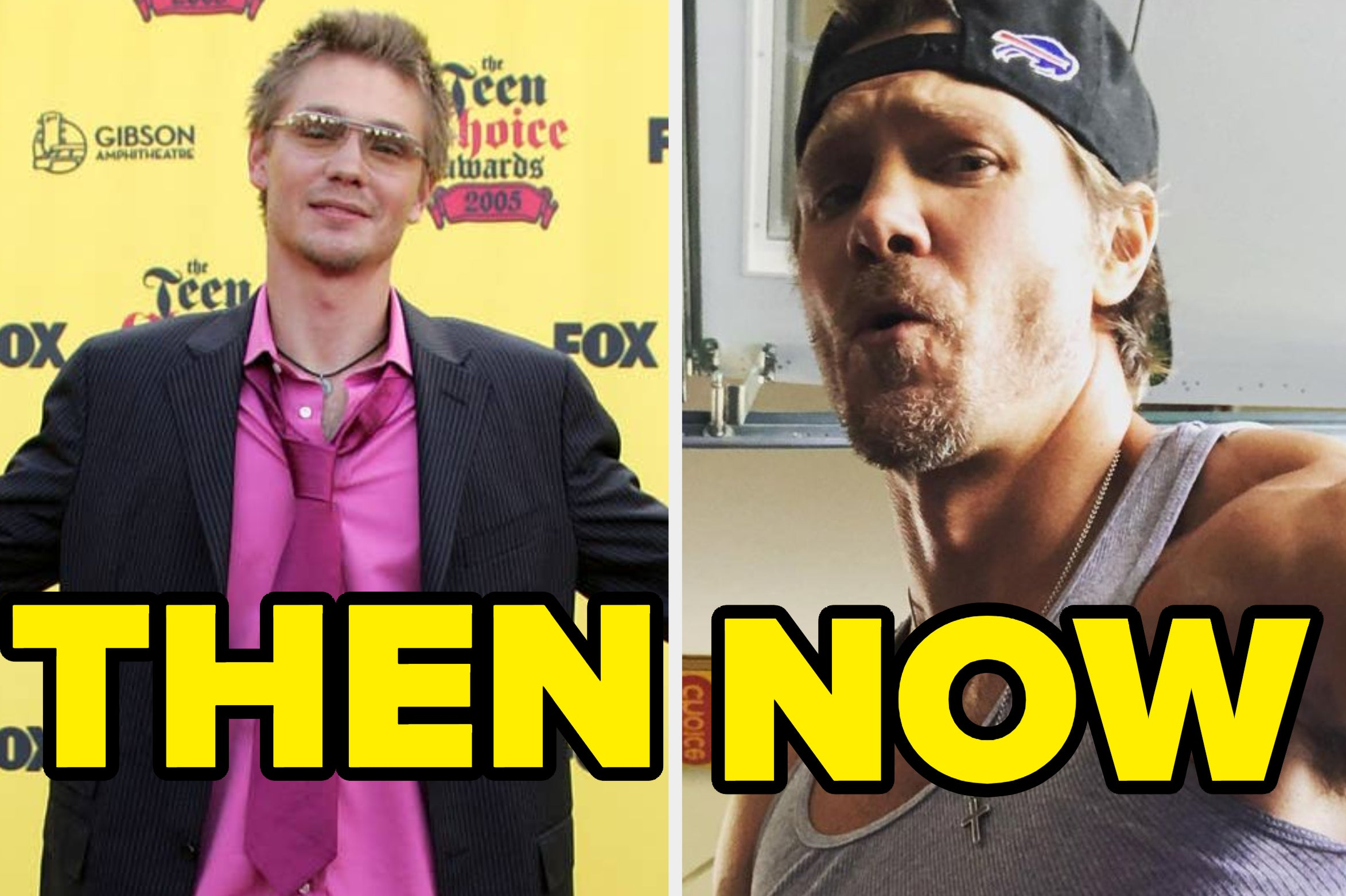 20 Then And Now Pictures Of '90s/'00s Hot Guys Who You'll Be Happy To Know Have Aged Like Fine Wine