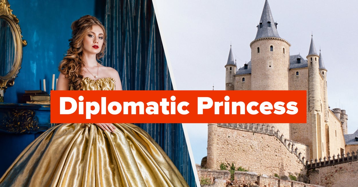 What Princess Aesthetic Are You? - buzzfeed