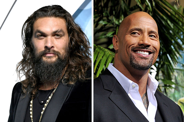 Jason Momoa Sent The Rock's Aquaman-Obsessed Daughter A Special Birthday Gift, And I Love Him Even More Now