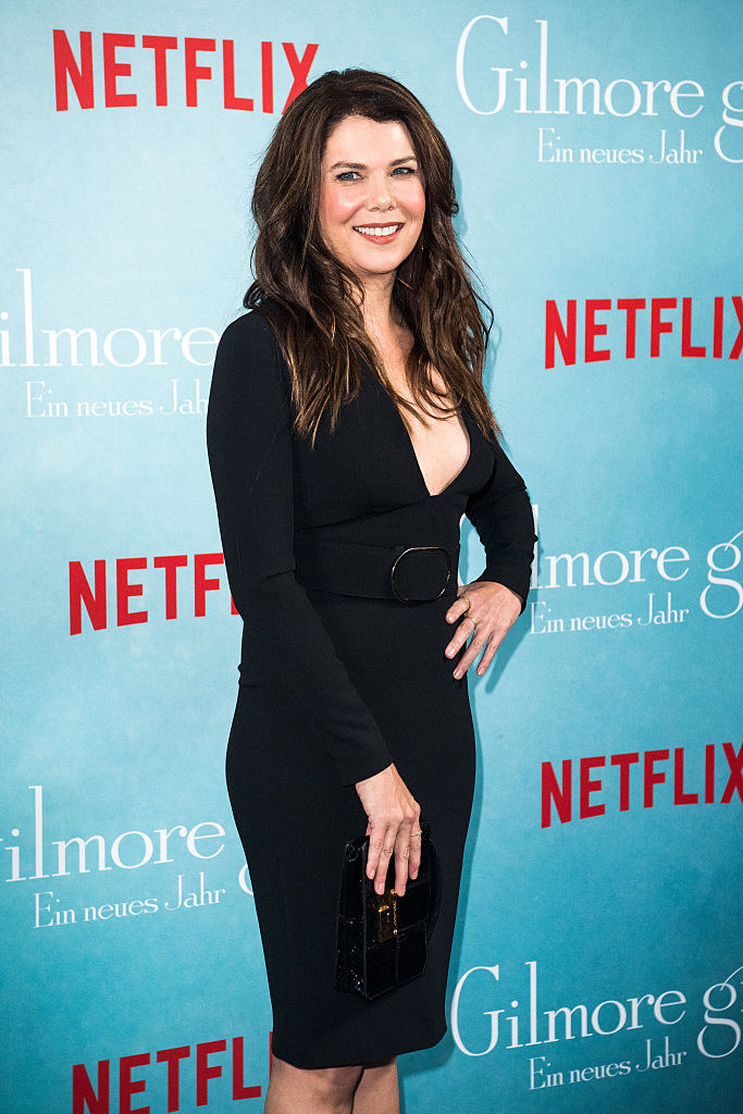 Lauren Graham attends the 'Gilmore Girls' fan event at Admiralspalast
