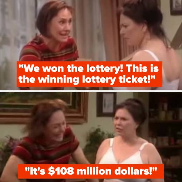 14. Season 10 ofRoseanne:The final season after they win the lottery was just awful.