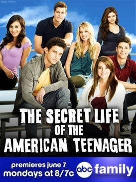 promo still the secret life of the american teenager