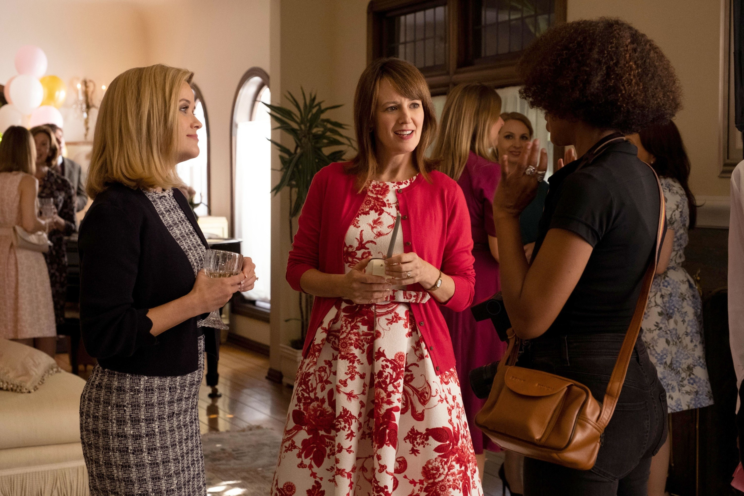 """Reese Witherspoon, Rosemarie DeWitt, and Kerry Washington from """"Seventy Cents"""" (Season 1, Ep 103)"""