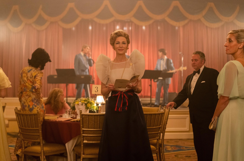 "Cate Blanchett as Phyllis Schlafly in ""Reagan"" (Season 1, Episode 109)"