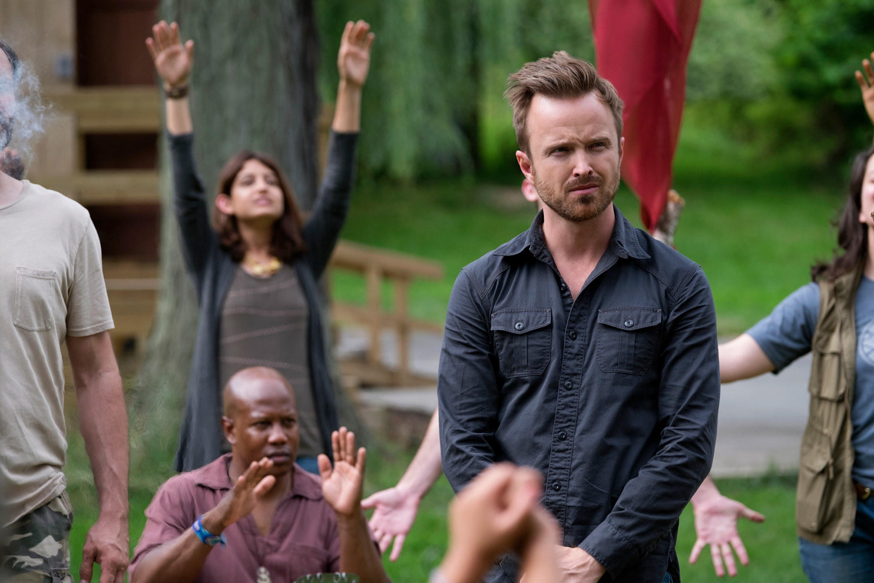 """The Path and Aaron Paul in """"The Beginning"""""""