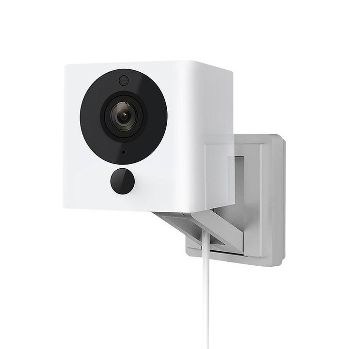 The white pet camera