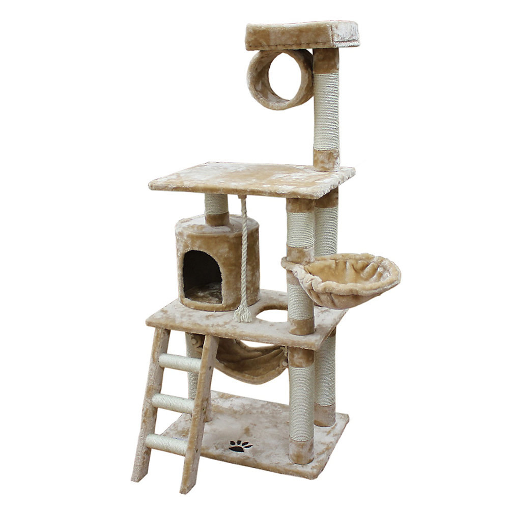 The kitty mansion