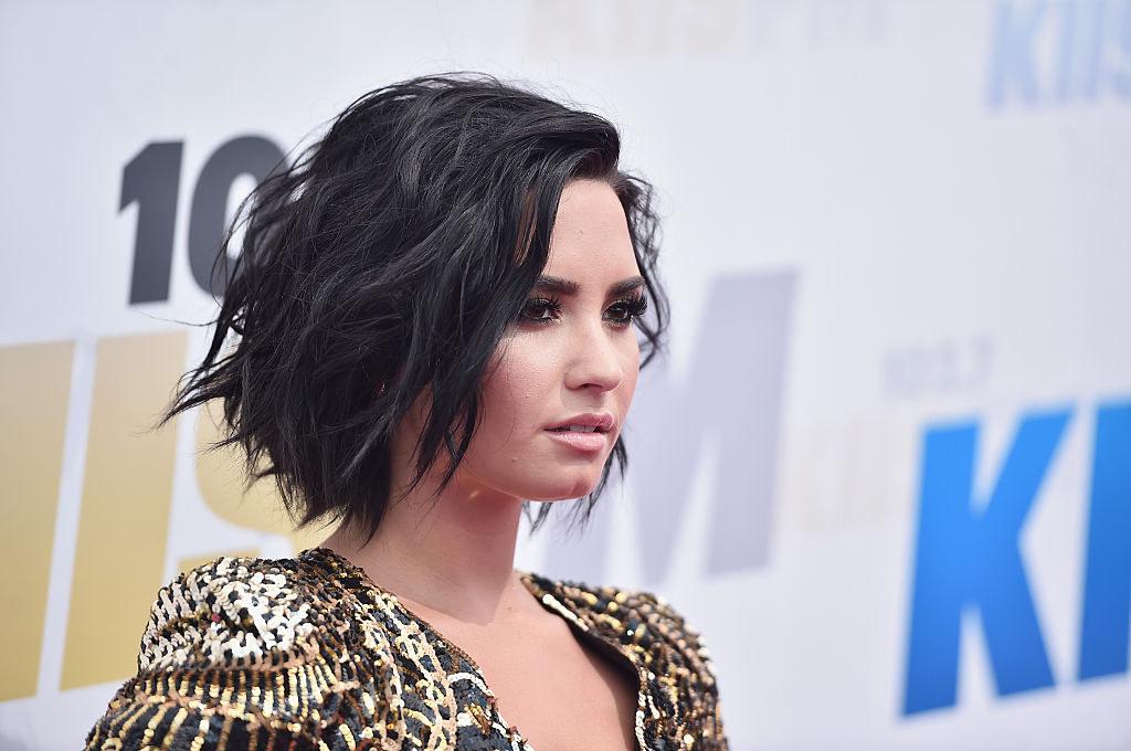 Demi Lovato attends KIIS FM's Wango Tango 2016