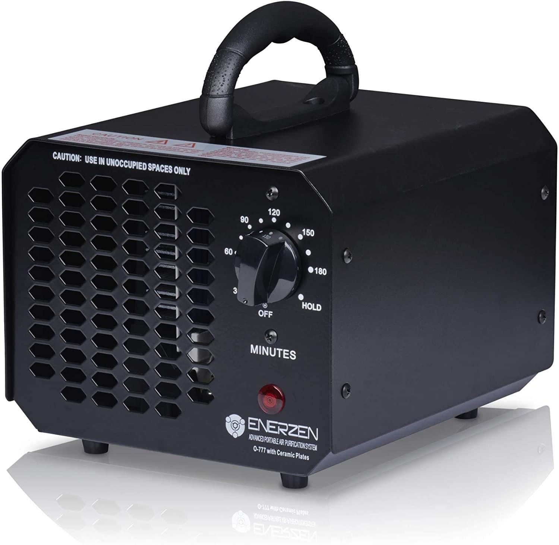 The black ozone generator