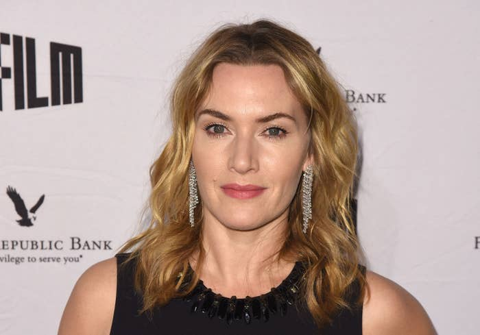 Kate Winslet at the SFFILM's 60th anniversary awards night in 2017
