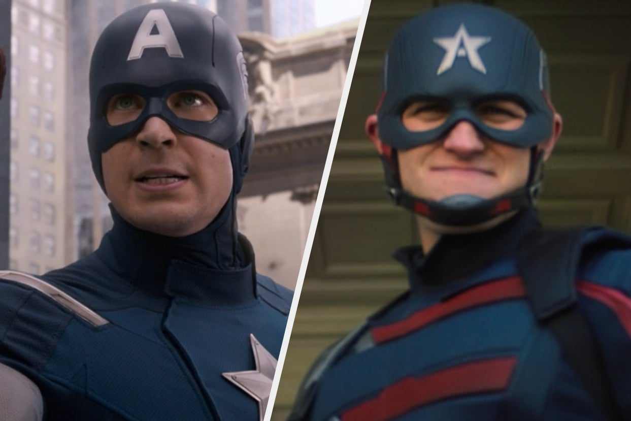 Are You More Chris Evans' Captain America Or Wyatt Russell's Captain America?
