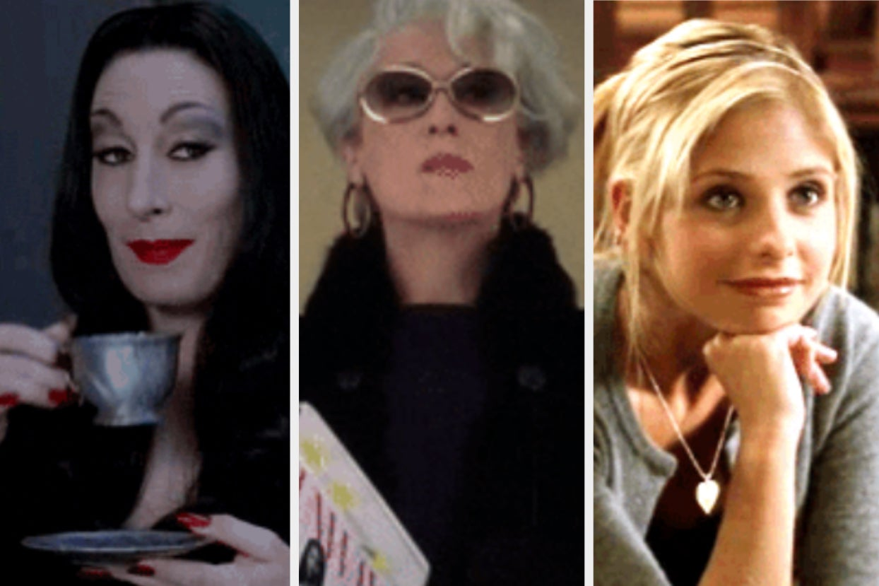 19 Strong Female Characters From Film And TV