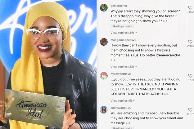 This Muslim American Idol Contestant Is Disappointed Her Historic Audition Didnt Air