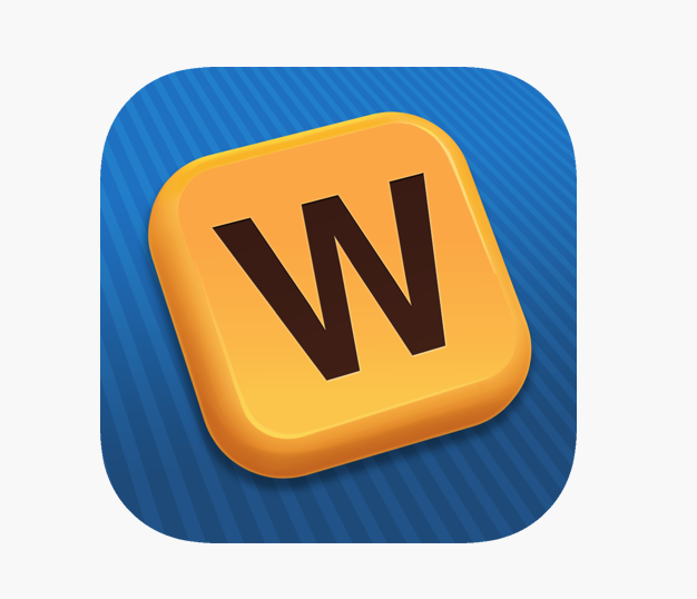 The App logo for Words with Friends