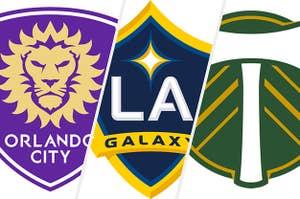 Orlando City, LA Galaxy, or Portland Timbers?