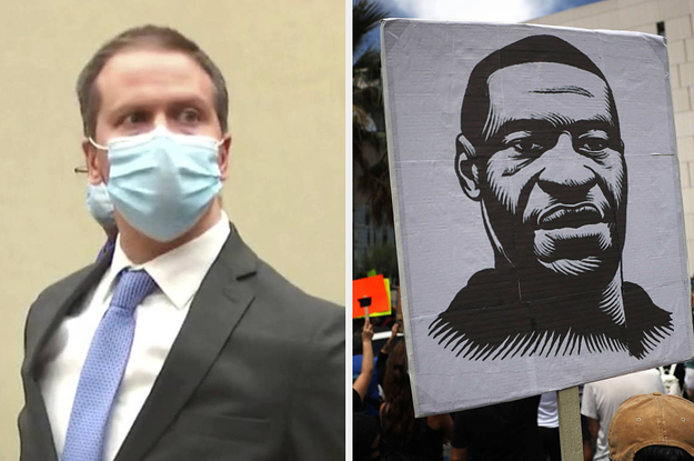 What Minneapolis Police First Said About George Floyd Vs. What The Jury Found Derek Chauvin Did