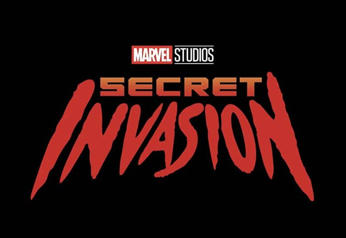 The Secret Invasion logo