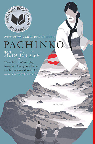 Pachinko book cover
