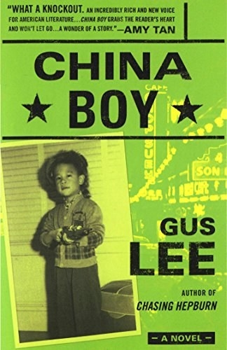 China Boy book cover