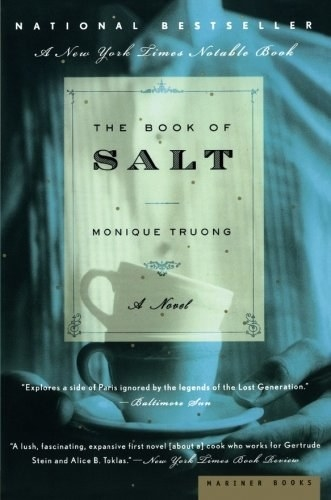 The Book of Salt book cover