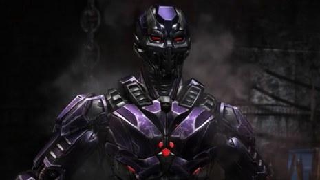 Triborg's smoking body