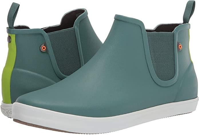 Chelsea-style sneaker boot