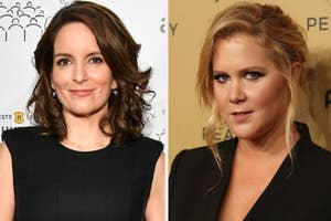 Tina Fey and Amy Schumer