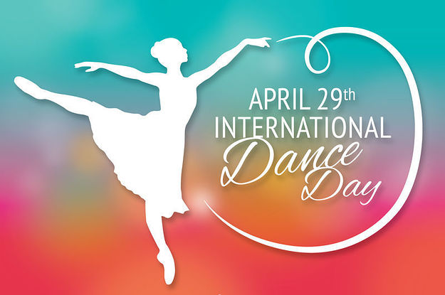 International Dance Day – April 29, 2021 - buzzfeed