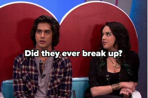 did they ever break up?
