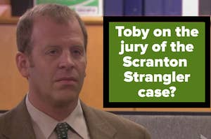 toby on the jury of the scranton strangler case