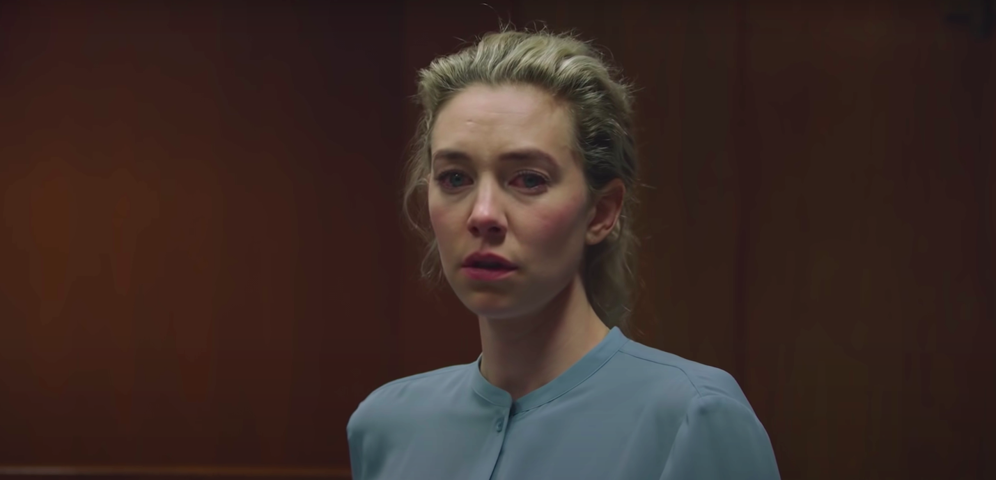 """Vanessa Kirby crying in """"Pieces of a Woman"""""""