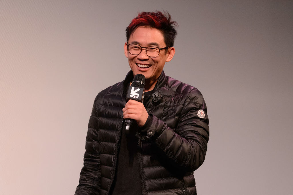 James speaking at SXSW