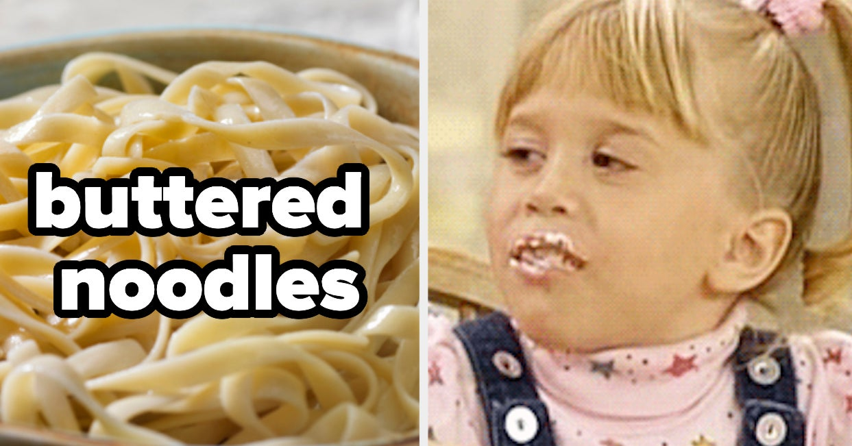 Tell Us How Many Of These 5-Year-Old Foods You Like And We