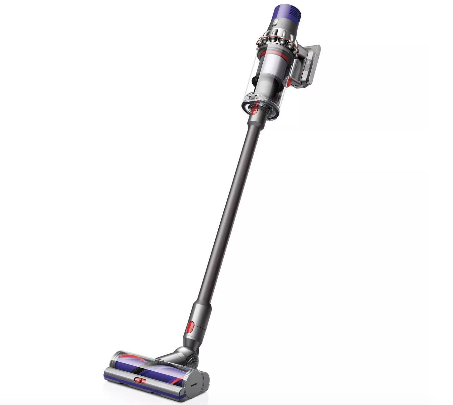 the dyson v10 animal cordless stick vacuum